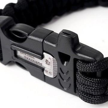 Army Ranger Gear Armbånd Sort-9