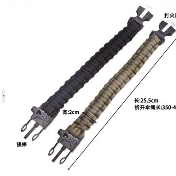 Army Ranger Gear Armbånd Sort-6