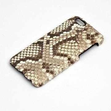 iPhone 6/6s slange cover python natur 1