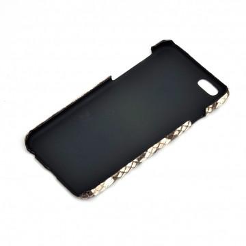 iPhone 6/6s slange cover python natur