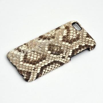 iPhone 6/6s slange cover python natur 4